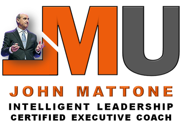 John Mattone Intelligent Leadership Certified Executive Coach